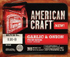 American Craft Garlic & Onion Sausage